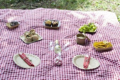 picnic romántico