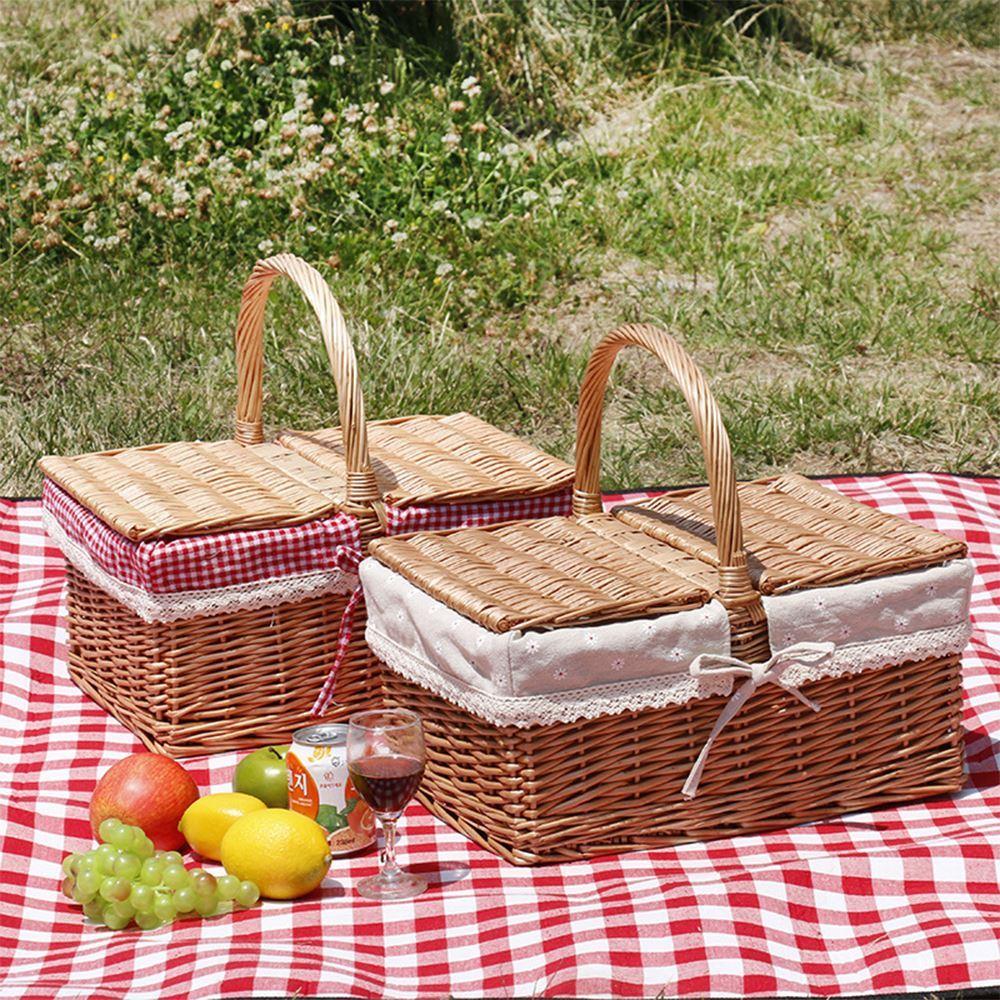 Cesta picnic madrid
